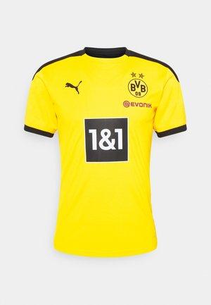 BVB BORUSSIA DORTMUND TRAINING - Club wear - cyber yellow/black