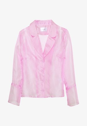 JASMINE - Button-down blouse - light pink