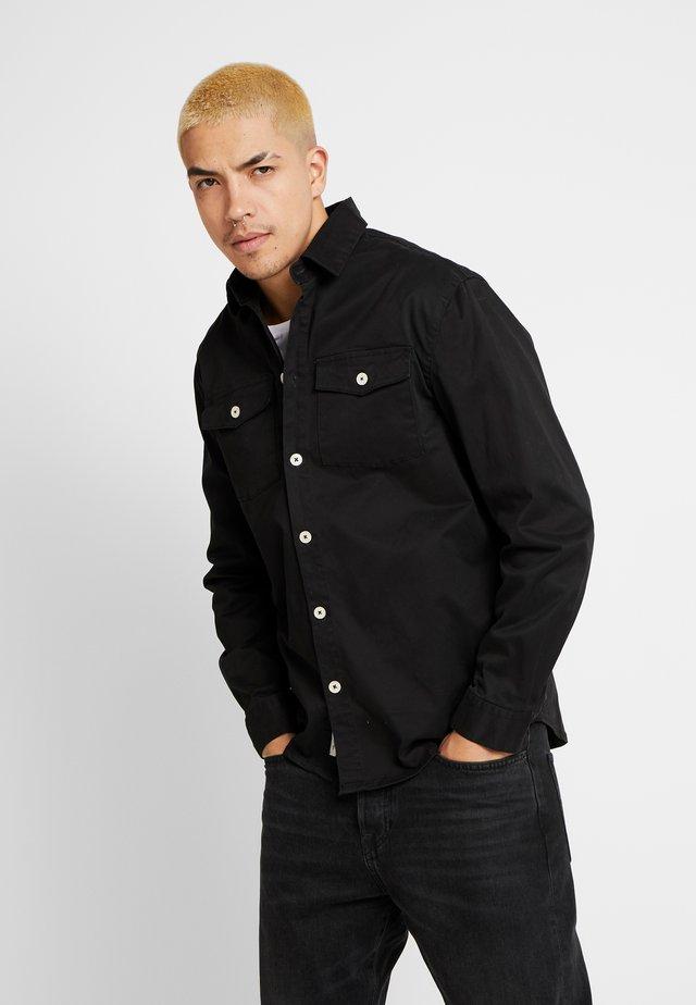 VIUM  - Overhemd - black