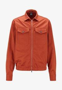 BOSS - LAWSON_ZT - Light jacket - open orange - 5