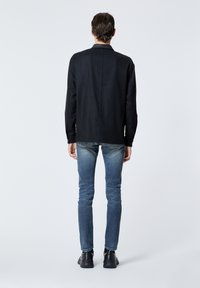 The Kooples - COL CUIR - Shirt - black - 3