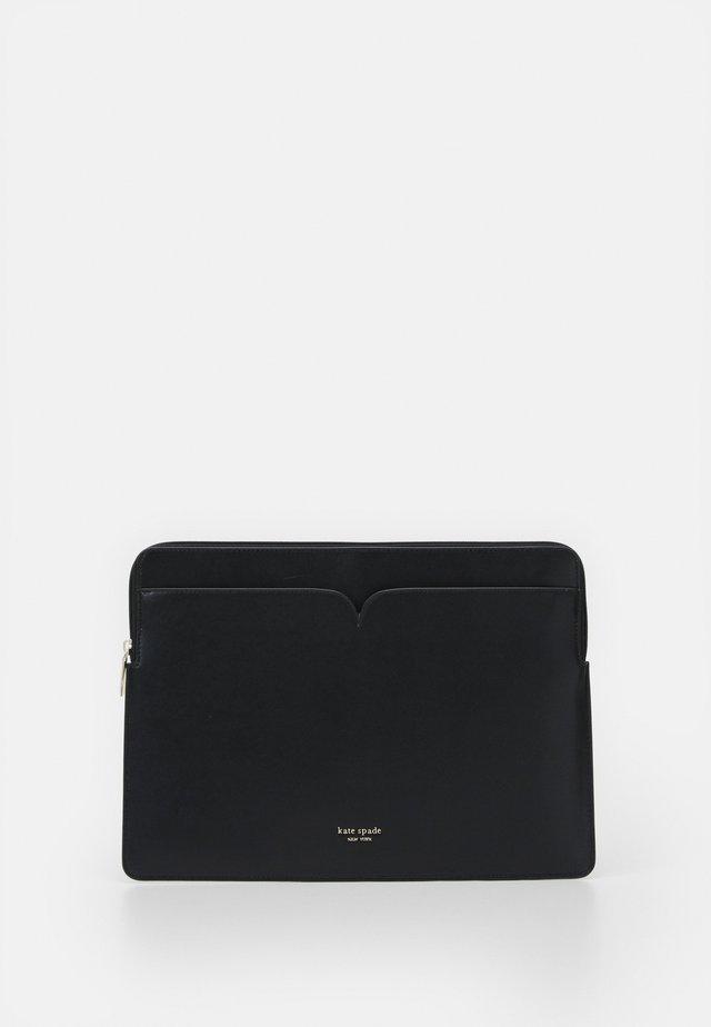 SPENCER - Laptop bag - black