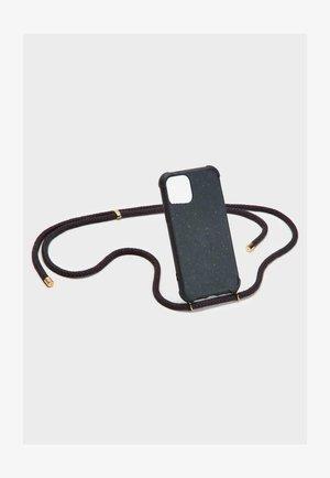 IPHONE 12 MINI - Phone case - black/gold