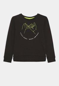 Name it - NKMLEXO LIGHT BOX  - Sweater - black - 0