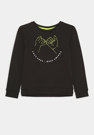 NKMLEXO LIGHT BOX  - Sweatshirt - black