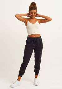 OXXO - Trousers - black - 1