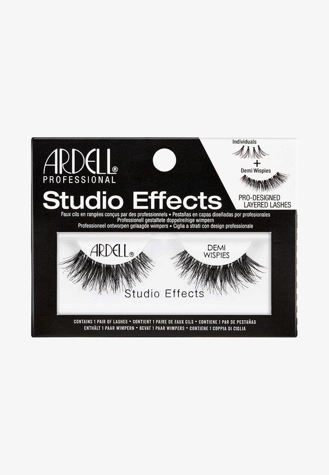 STUDIO EFFECTS DEMI WISPIES - False eyelashes - -