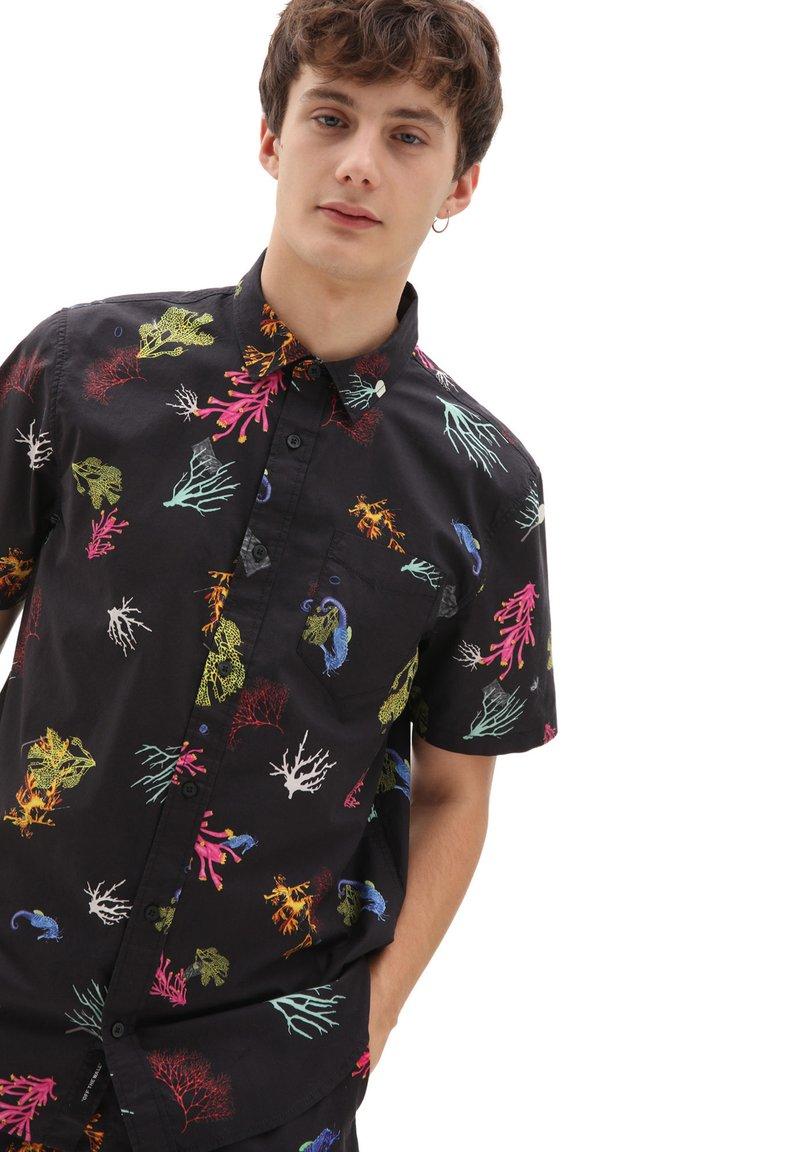 Vans - REALITY CORAL - Shirt - reality coral