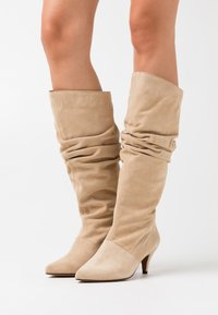 LAB - Boots - camel - 0