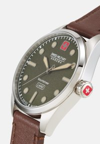 Swiss Military Hanowa - MOUNTAINEER - Watch - brown - 5