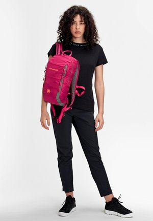 NEON LIGHT - Hiking rucksack - purple