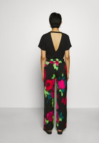 Who What Wear - WIDE LEG PANT - Trousers - multicolor - 2