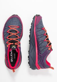 Salewa - DROPLINE GTX - Hiking shoes - ombre blue/virtual pink - 1