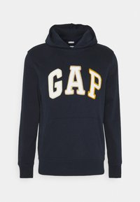 GAP - CHENILLE ARCH - Hoodie - new classic navy - 3