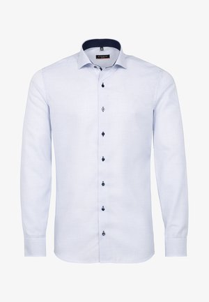 SLIM FIT - Camisa - hellblau
