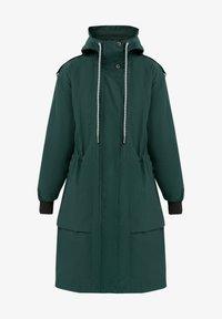Finn Flare - Waterproof jacket - dark green - 6