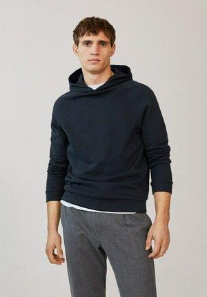 ARNAU-I - Sweat à capuche - dark navy