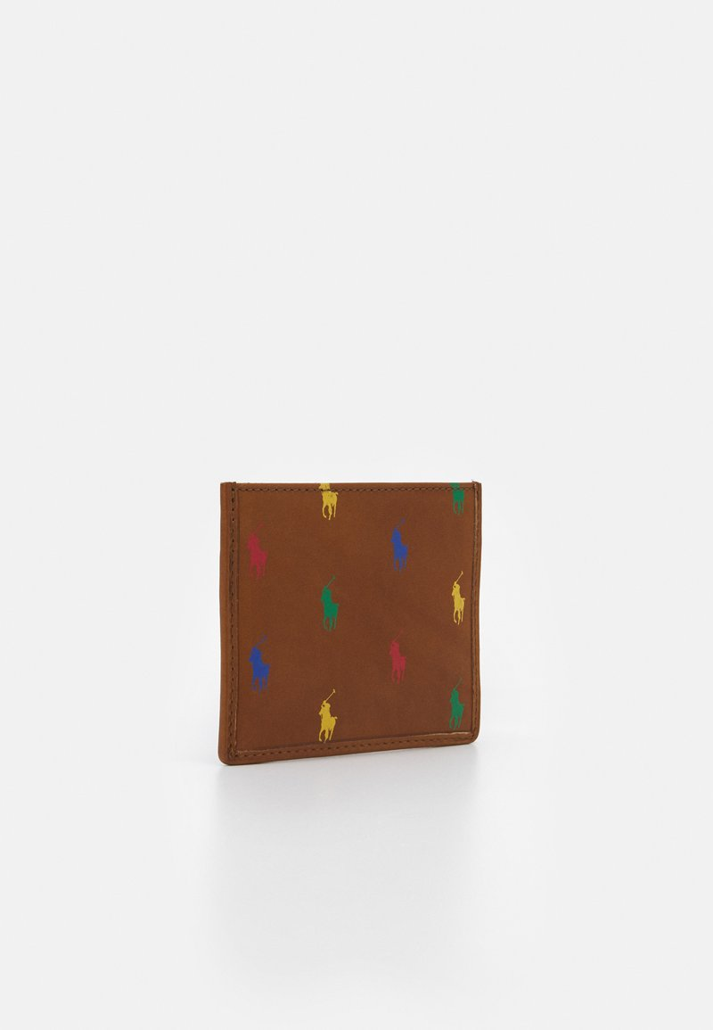 Polo Ralph Lauren - SMOOTH UNISEX - Portfel - tan