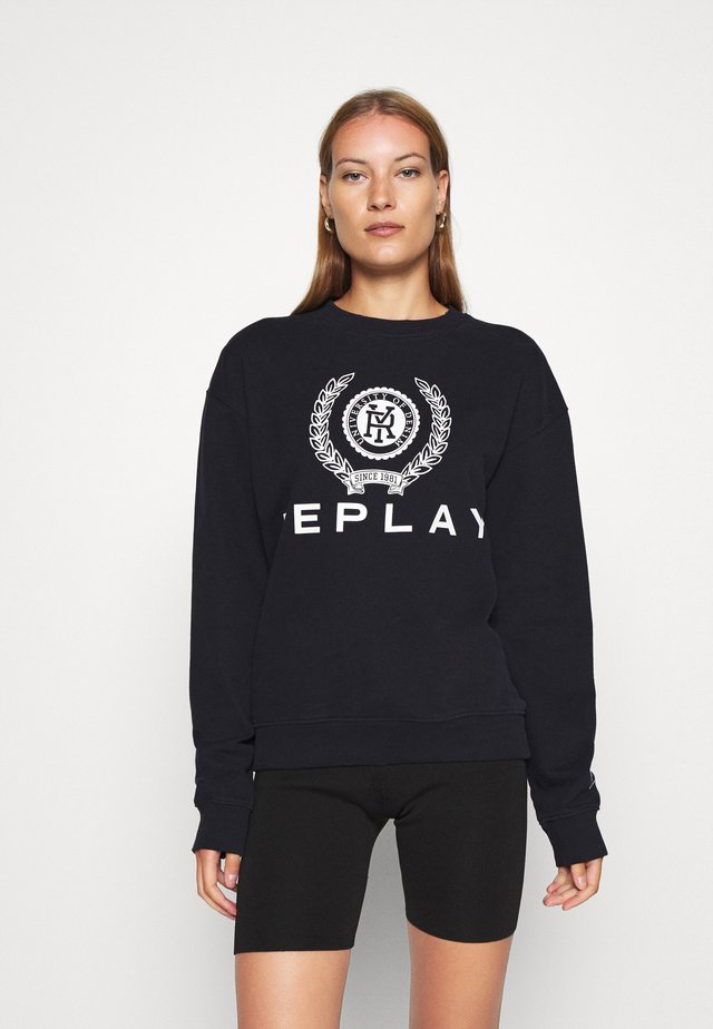 Sweatshirt - off black