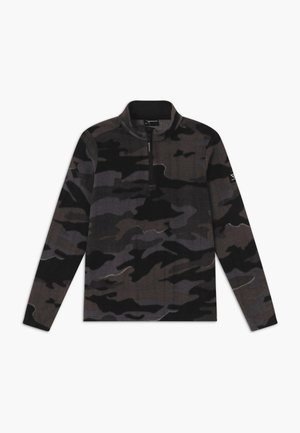 STEWART BOYS - Fleece jumper - black