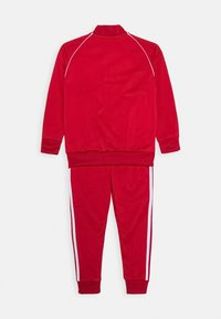 adidas Originals - SUPERSTAR  - Treningsdress - scarlet/white - 1