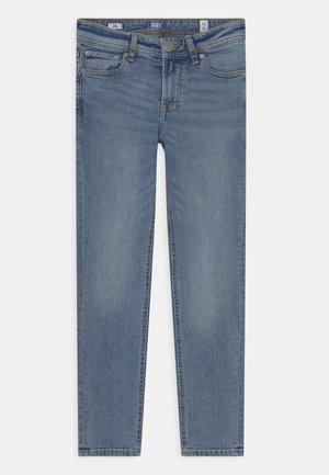 JJIGLENN JJORIGINAL JR - Jeans straight leg - blue denim
