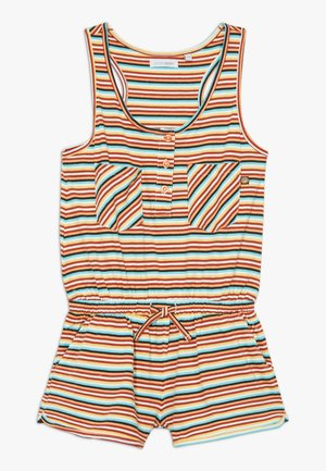 TEEN GIRLS OVERALL - Jumpsuit - canteloupe