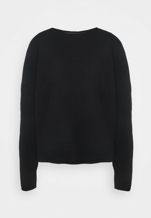 MAILA - Pullover - black