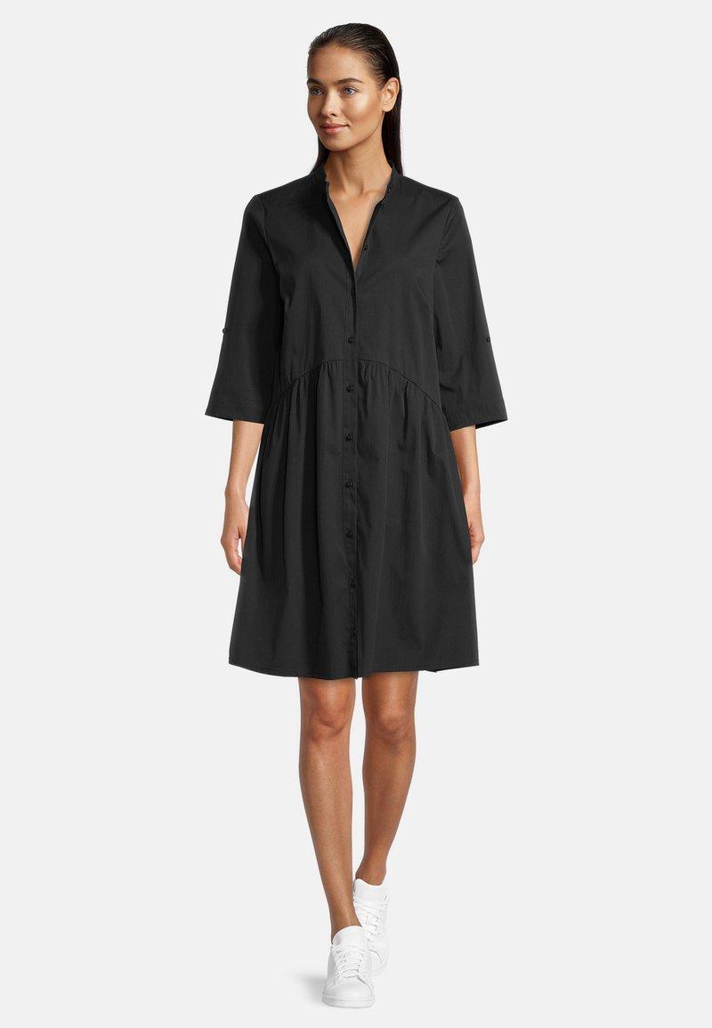 Vera Mont - Shirt dress - schwarz