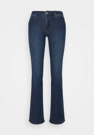MARION - Straight leg -farkut - blue denim