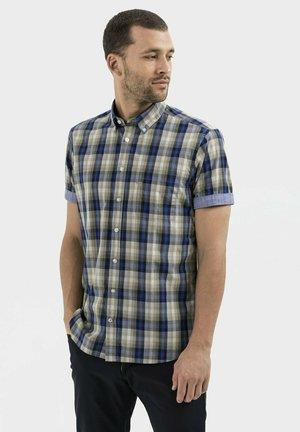 Overhemd - wood