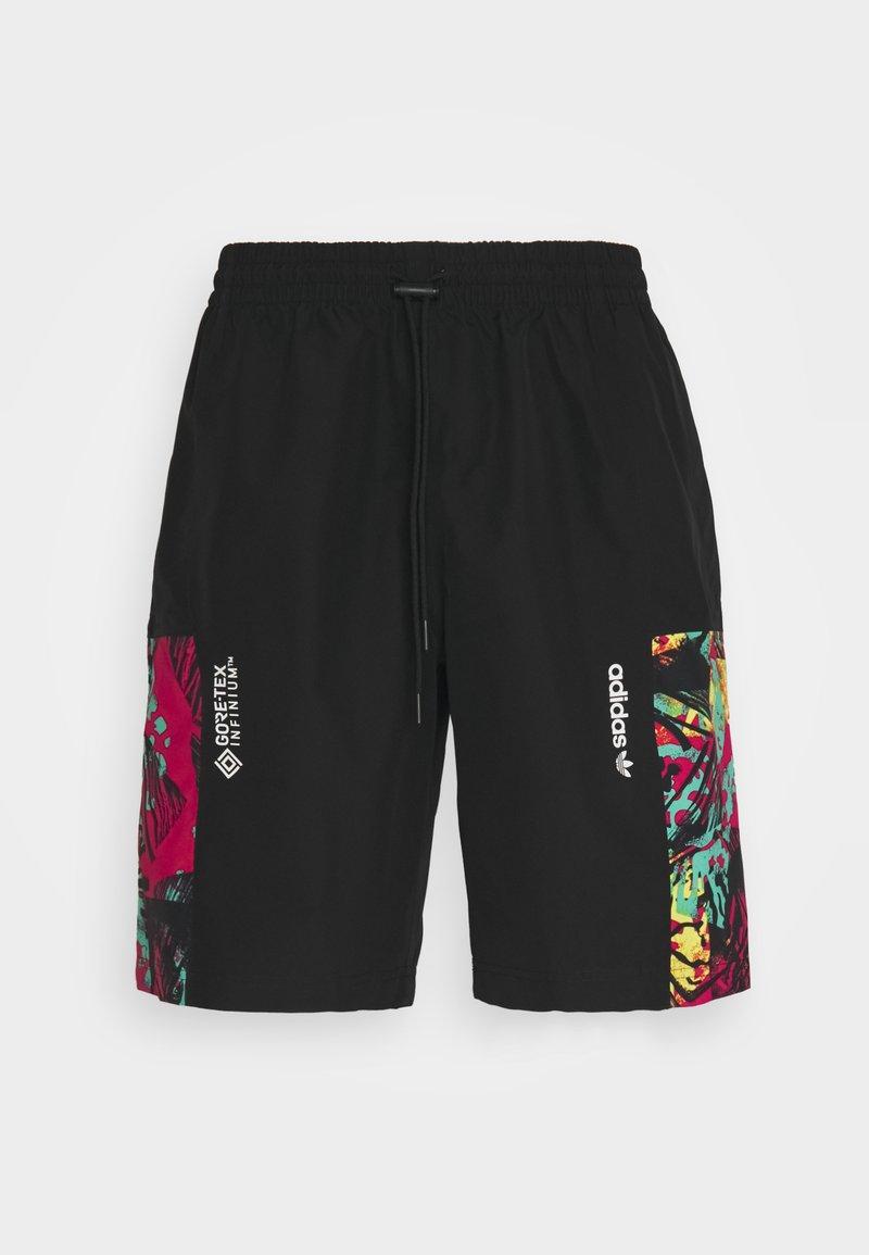 adidas Originals - Shorts - black/multicolor
