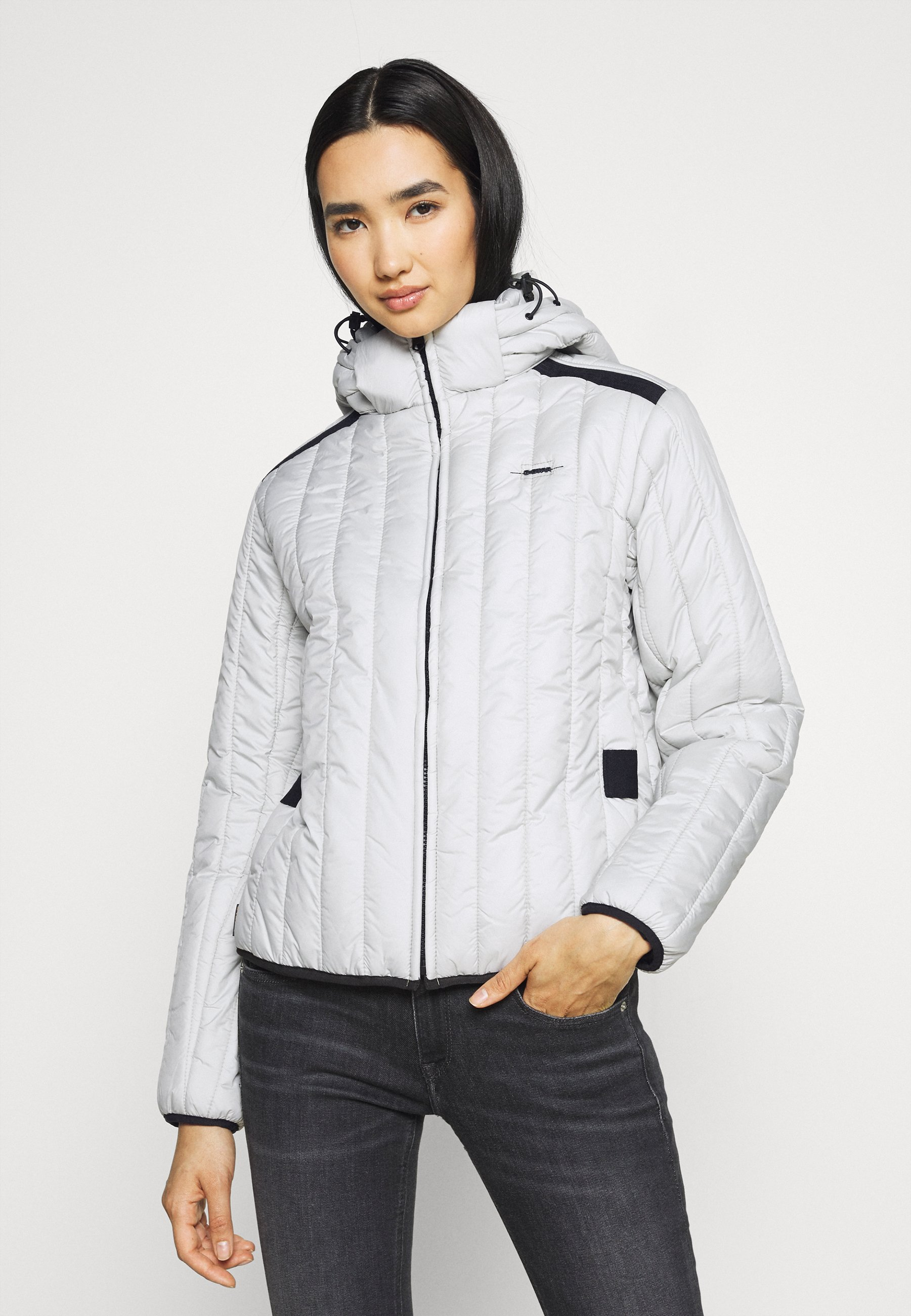 Donna MEEFIC VERTICAL QUILTED JACKET - Giacca invernale