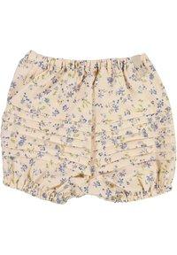 Wheat - Shorts - alabaster flowers - 1