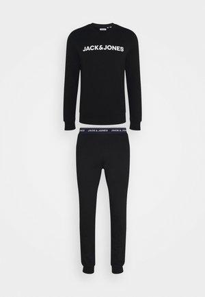 JACLOUNGE - Pyjamas - black