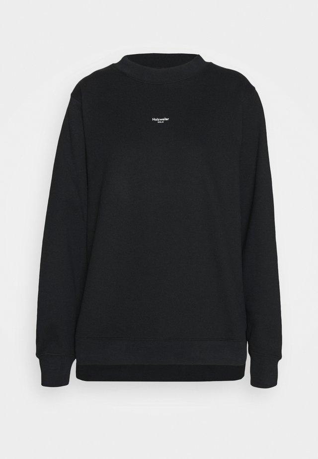 OSLO  - Bluza - black