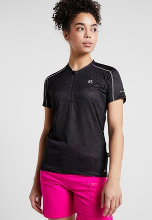 THEORY - T-shirts med print - black