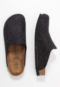 Birkenstock - AMSTERDAM - Slippers - gray - 3