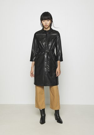 ONLMALYA DIONNE - Shirt dress - black