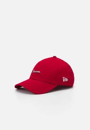 VESPA - Cap - red