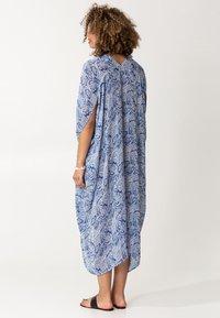 Indiska - PINEAPPLE - Maxi dress - blue - 2