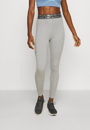 FULL LENGTH - Tights - heather grey