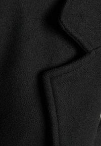 Bershka - MANTEL - Halflange jas - black - 5