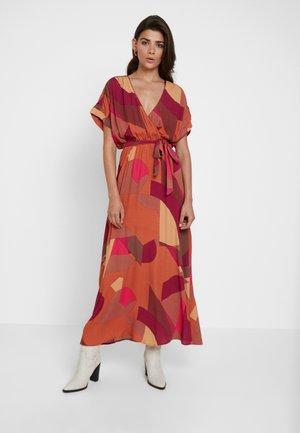 SLFWINNIE ANKLE DRESS - Vestito lungo - mango