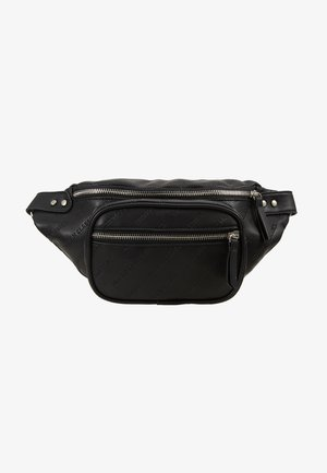 SHOULDER BAG - Bum bag - black