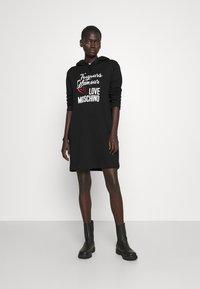 Love Moschino - Day dress - black - 1