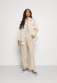 Dickies - HALMA CHORE - Short coat - ecru - 1