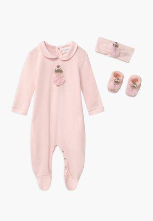 GIFT-BOX BALLERINA TUTU SET - Cadeau de naissance - rosa