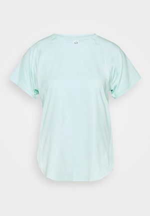 Basic T-shirt - seaglass blue