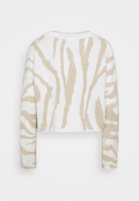 Miss Selfridge Petite - ZEBRA - Jumper - camel - 6